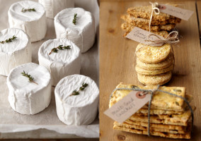 GOATS CHEESE_CRACKERS DUO